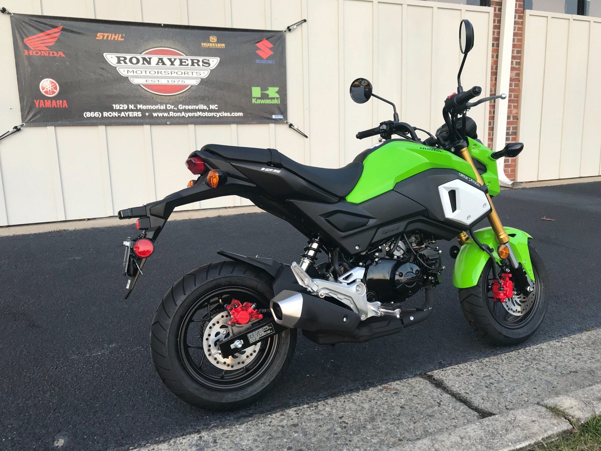 2019 Honda Grom in Greenville, North Carolina - Photo 10