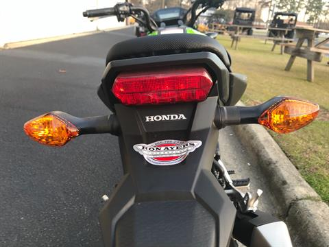 2019 Honda Grom in Greenville, North Carolina - Photo 16