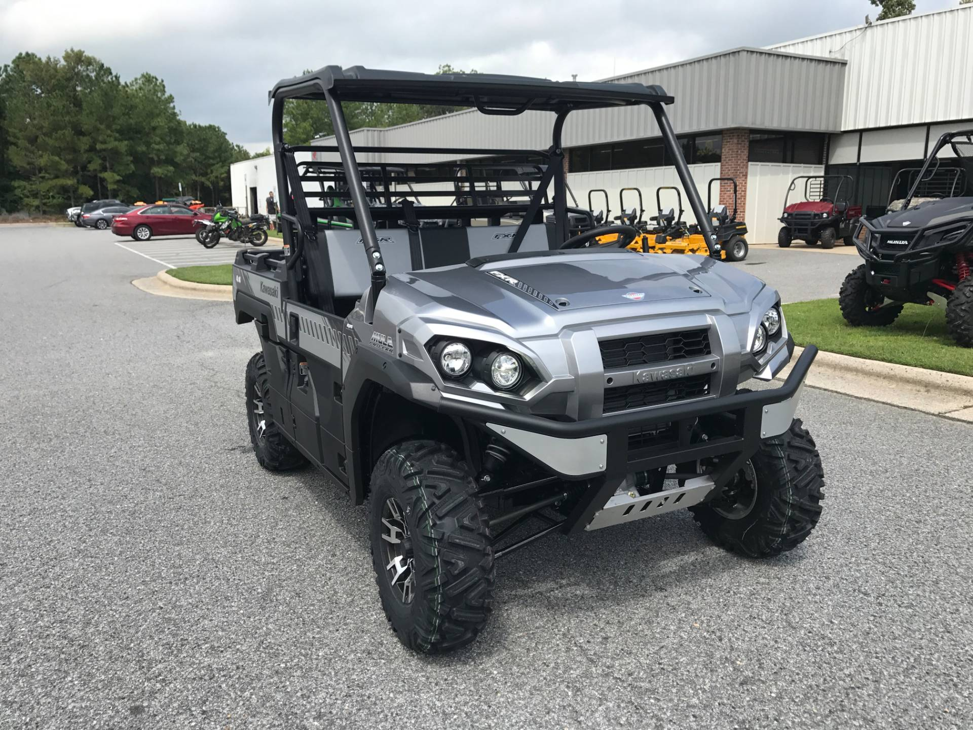Scooters For Sale Greenville Nc >> 2018 Kawasaki Mule PRO-FXR For Sale Greenville, NC : 68526