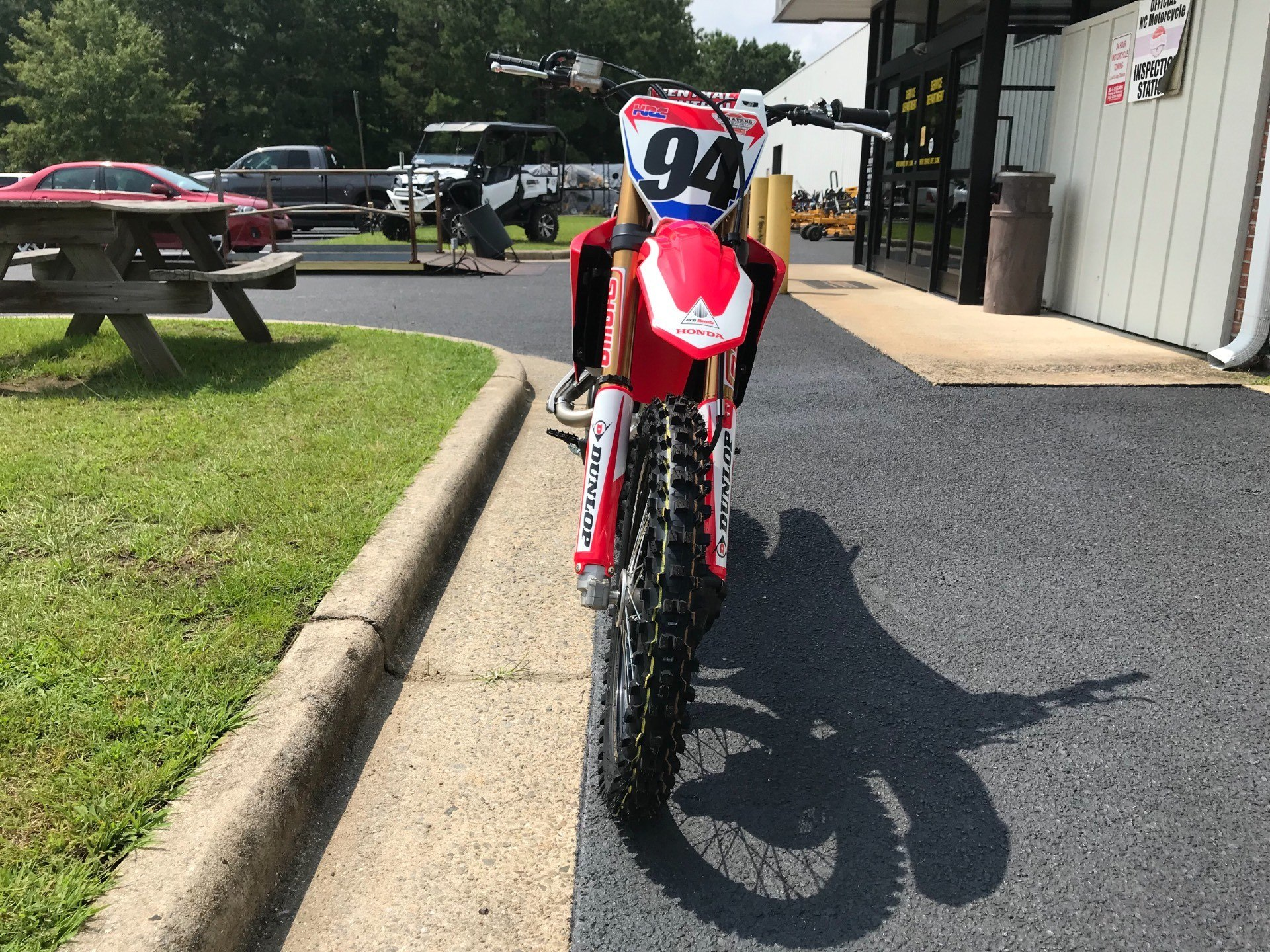 2019 Honda CRF450RWE in Greenville, North Carolina - Photo 4