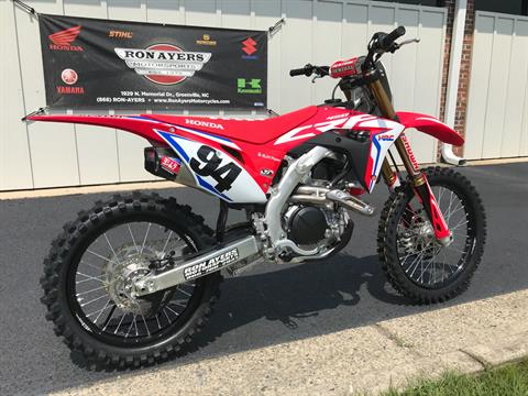 2019 Honda CRF450RWE in Greenville, North Carolina - Photo 12