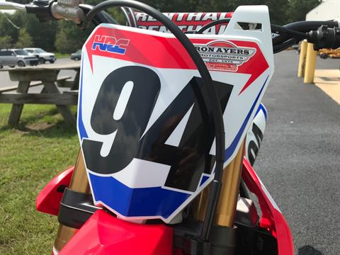 2019 Honda CRF450RWE in Greenville, North Carolina - Photo 15