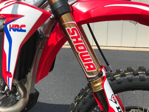 2019 Honda CRF450RWE in Greenville, North Carolina - Photo 16