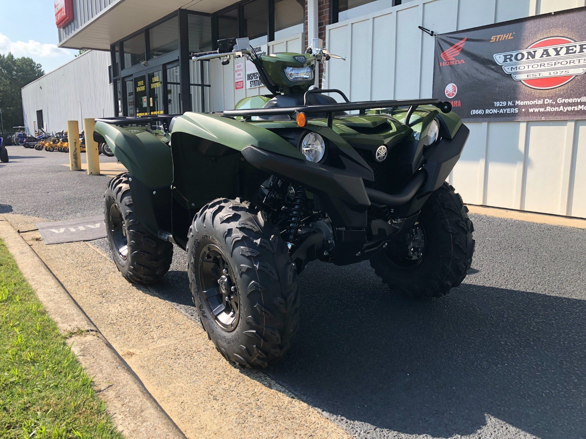 2020 Yamaha Grizzly EPS in Greenville, North Carolina - Photo 3
