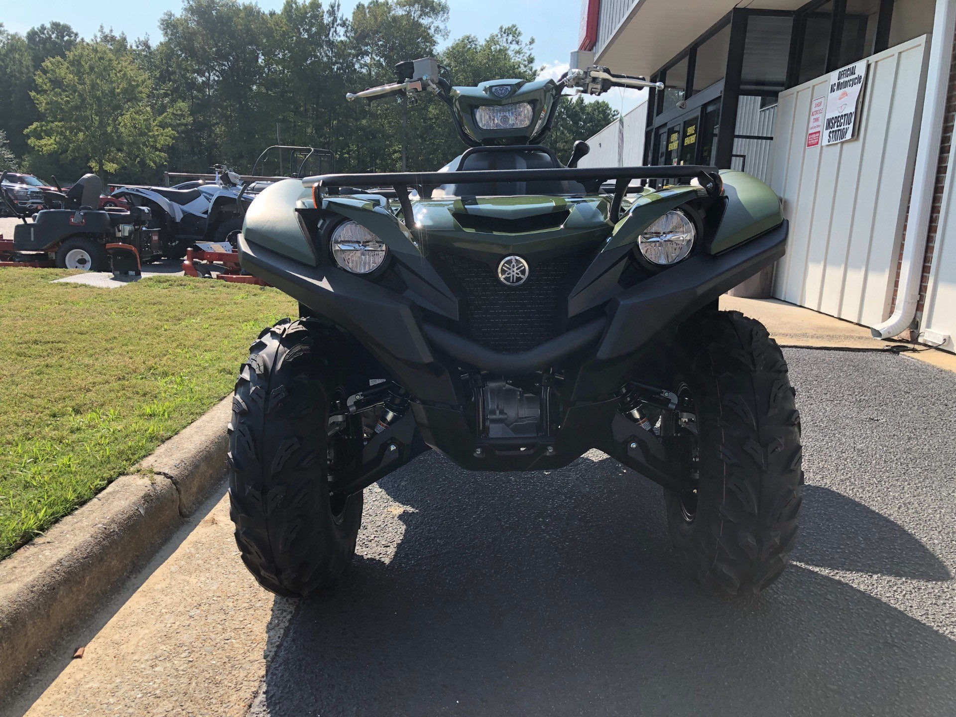 2020 Yamaha Grizzly EPS in Greenville, North Carolina - Photo 4