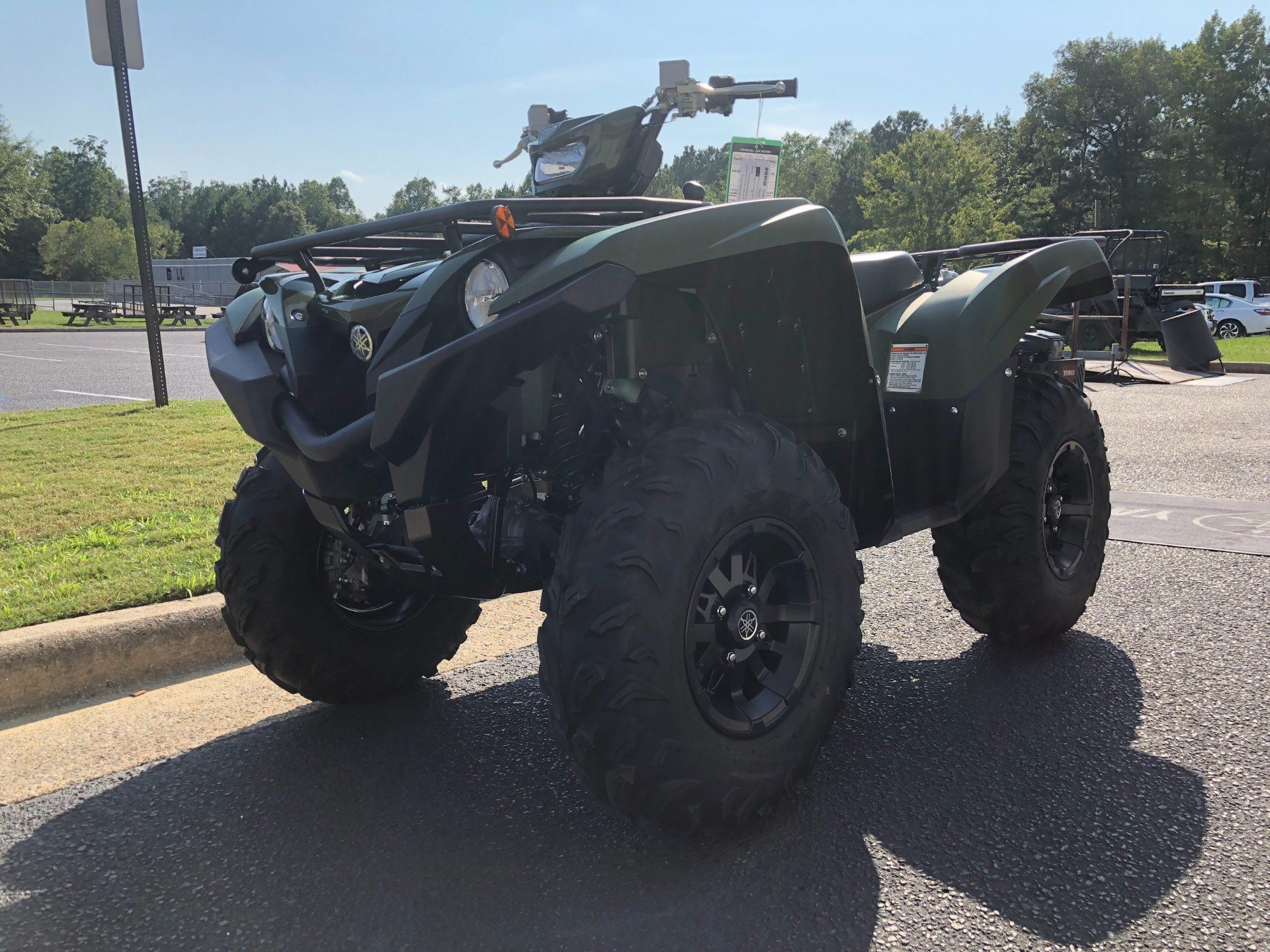 2020 Yamaha Grizzly EPS in Greenville, North Carolina - Photo 5