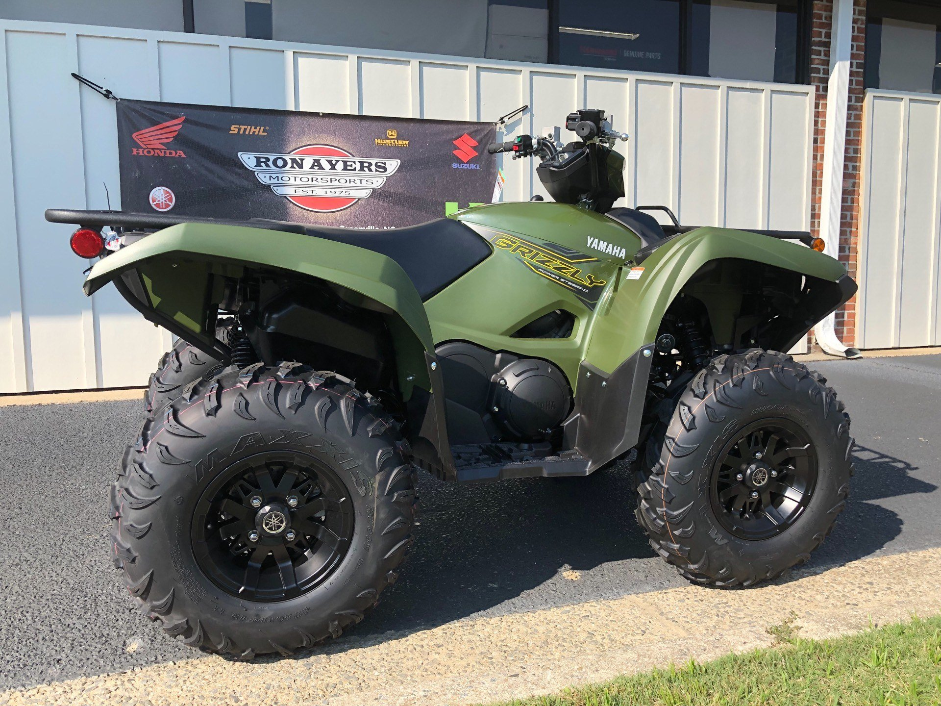 2020 Yamaha Grizzly EPS in Greenville, North Carolina - Photo 12