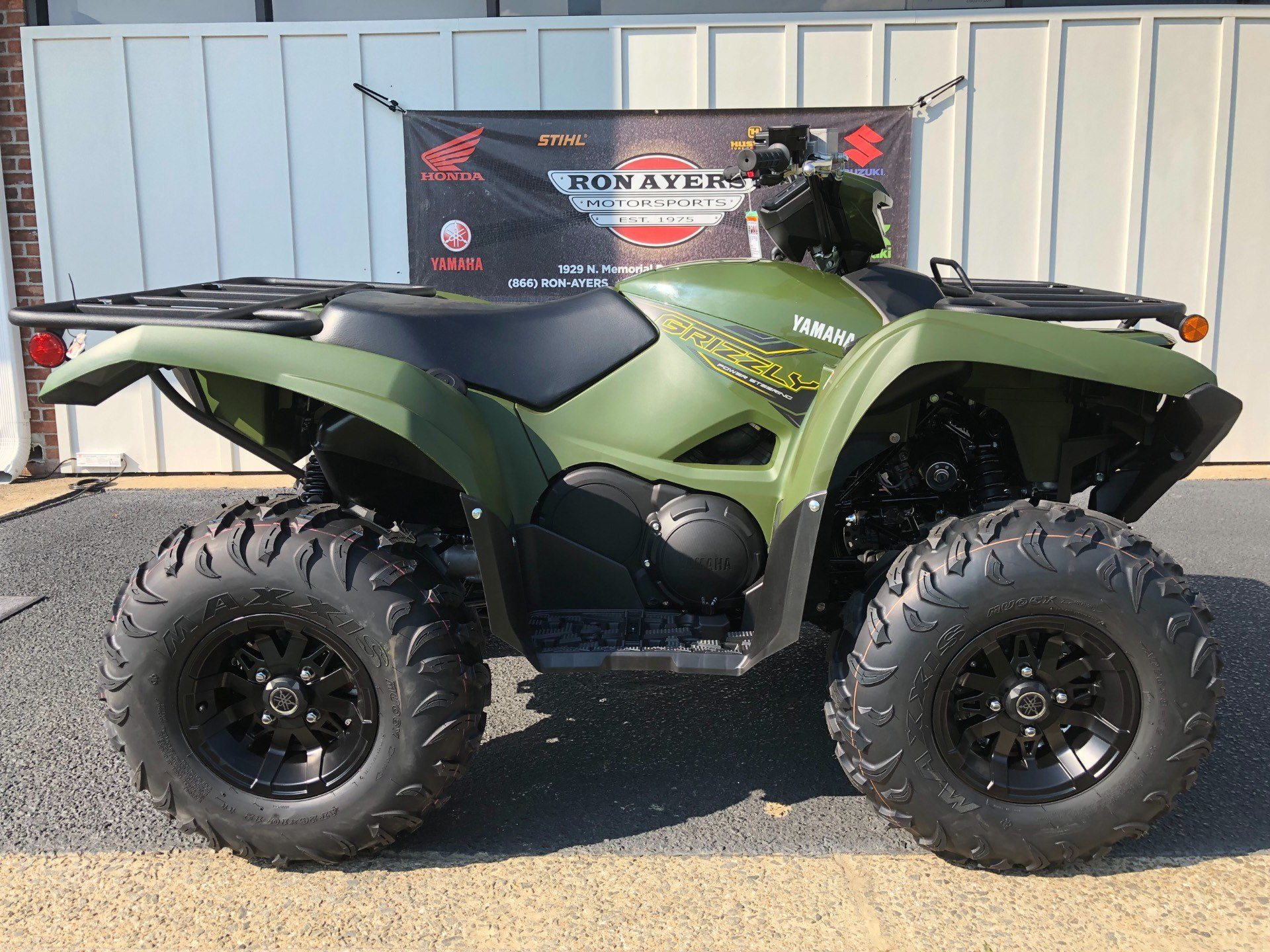 2020 Yamaha Grizzly EPS in Greenville, North Carolina - Photo 22