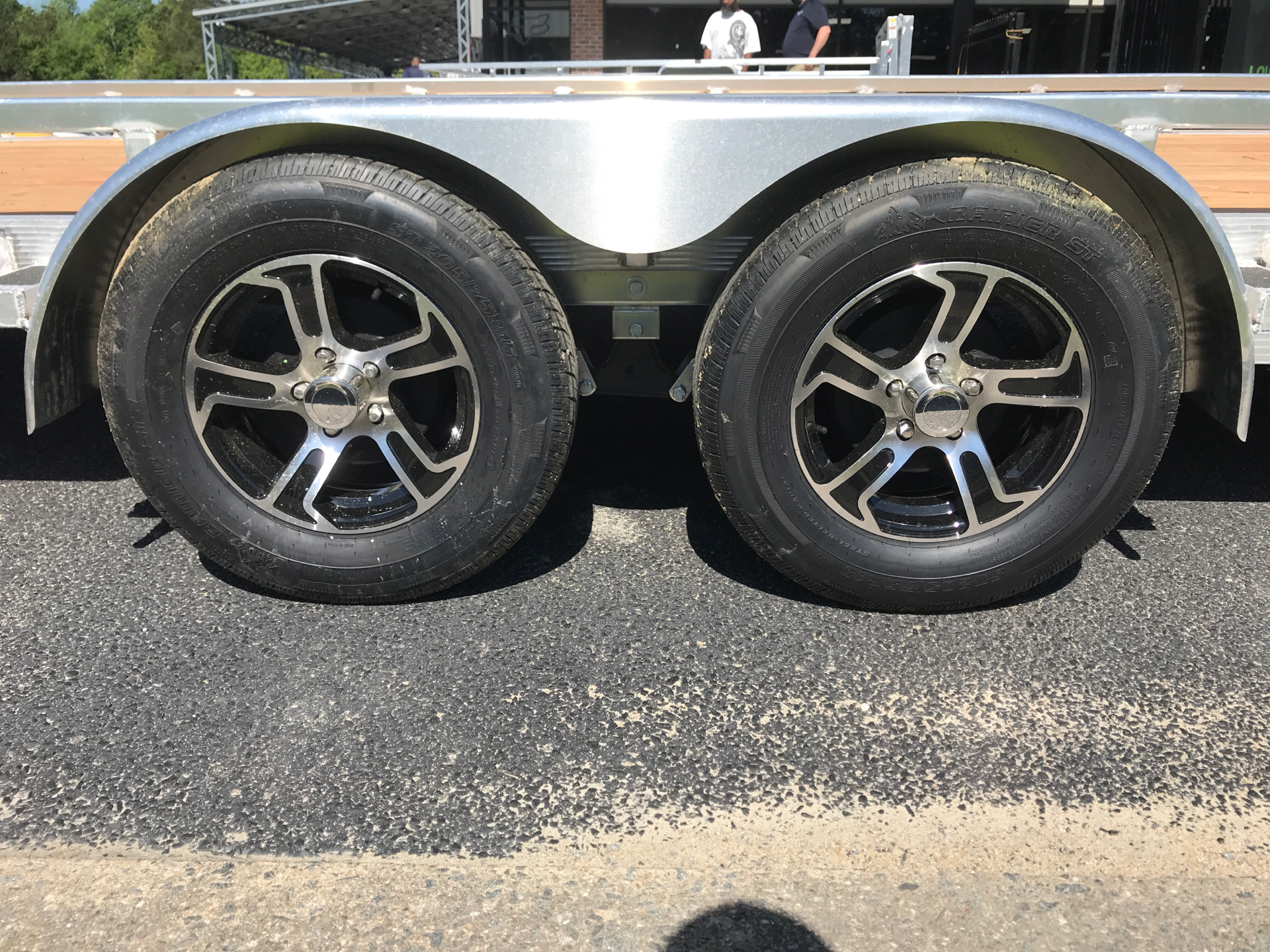 2021 Sport Haven 7 x 22 (2) 3.5k axle in Greenville, North Carolina - Photo 2