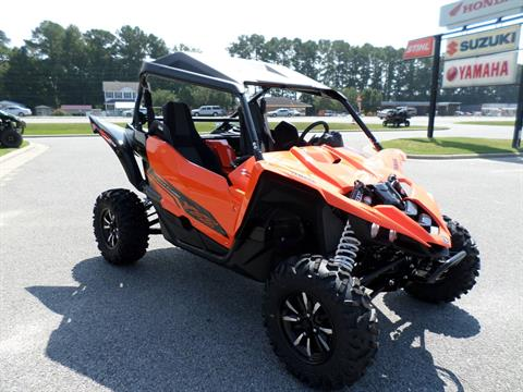 2017 Yamaha YXZ1000R SS in Greenville, North Carolina