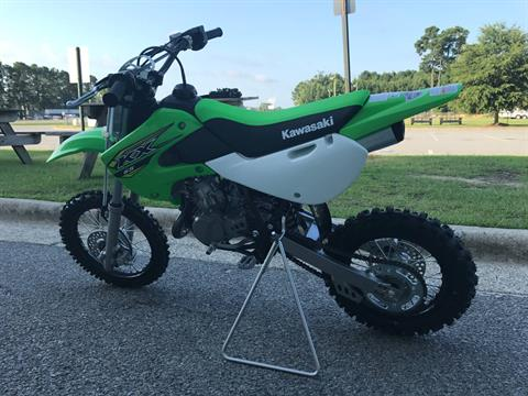 2018 Kawasaki KX 65 in Greenville, North Carolina