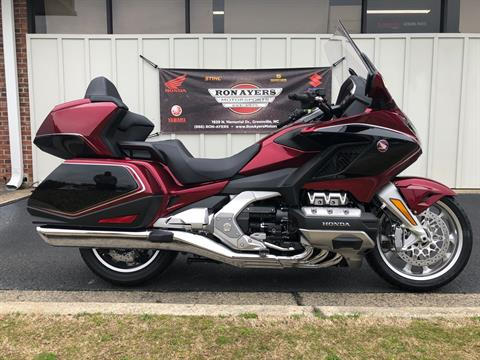 2020 Honda Gold Wing Tour Automatic DCT in Greenville, North Carolina - Photo 1