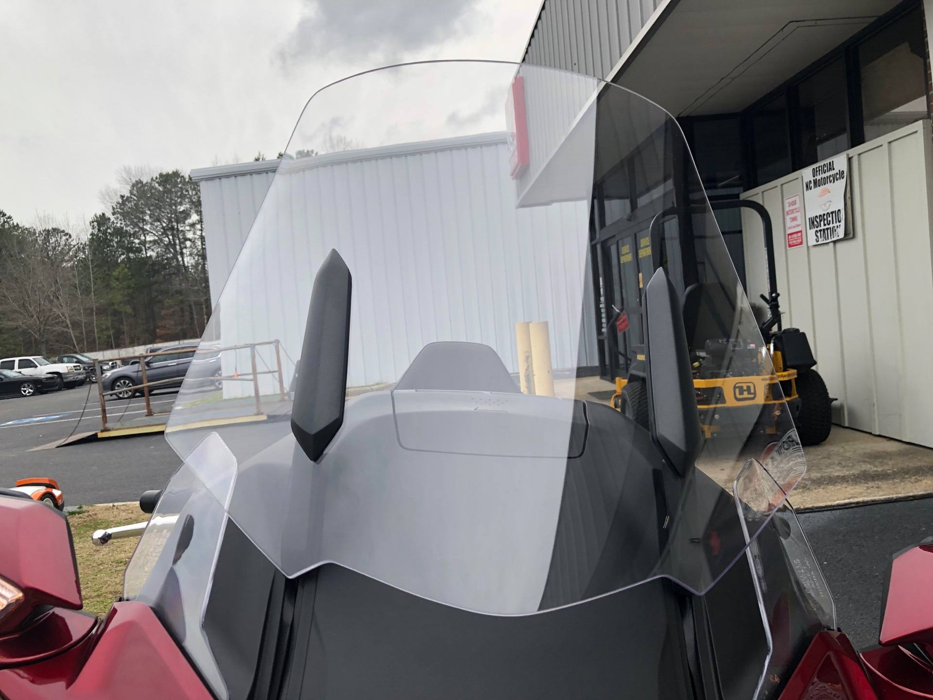2020 Honda Gold Wing Tour Automatic DCT in Greenville, North Carolina - Photo 13