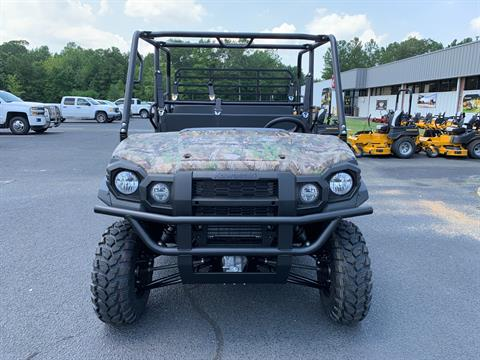 2020 Kawasaki Mule PRO-FXT EPS Camo in Greenville, North Carolina - Photo 4