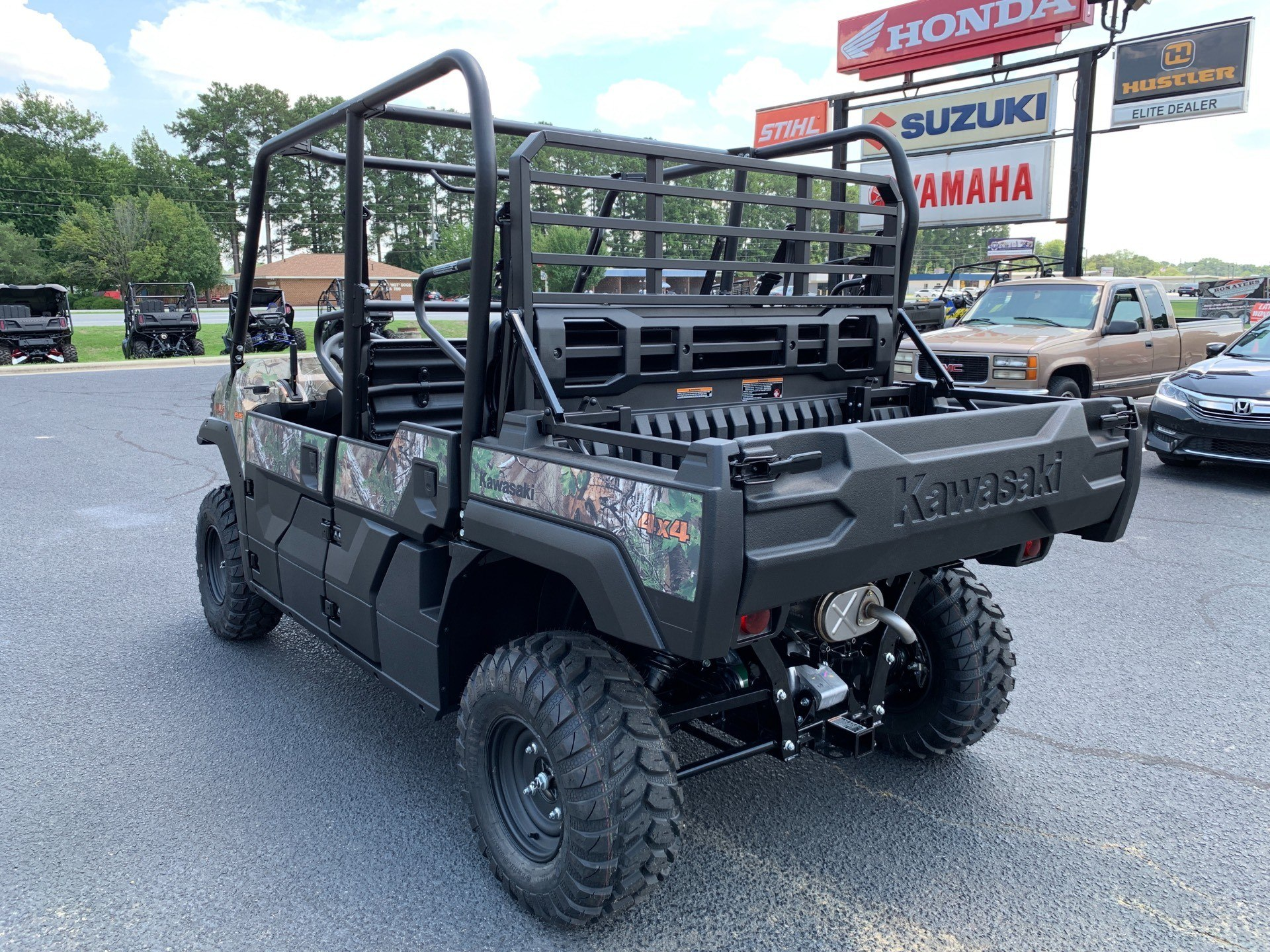 2020 Kawasaki Mule PRO-FXT EPS Camo in Greenville, North Carolina - Photo 9