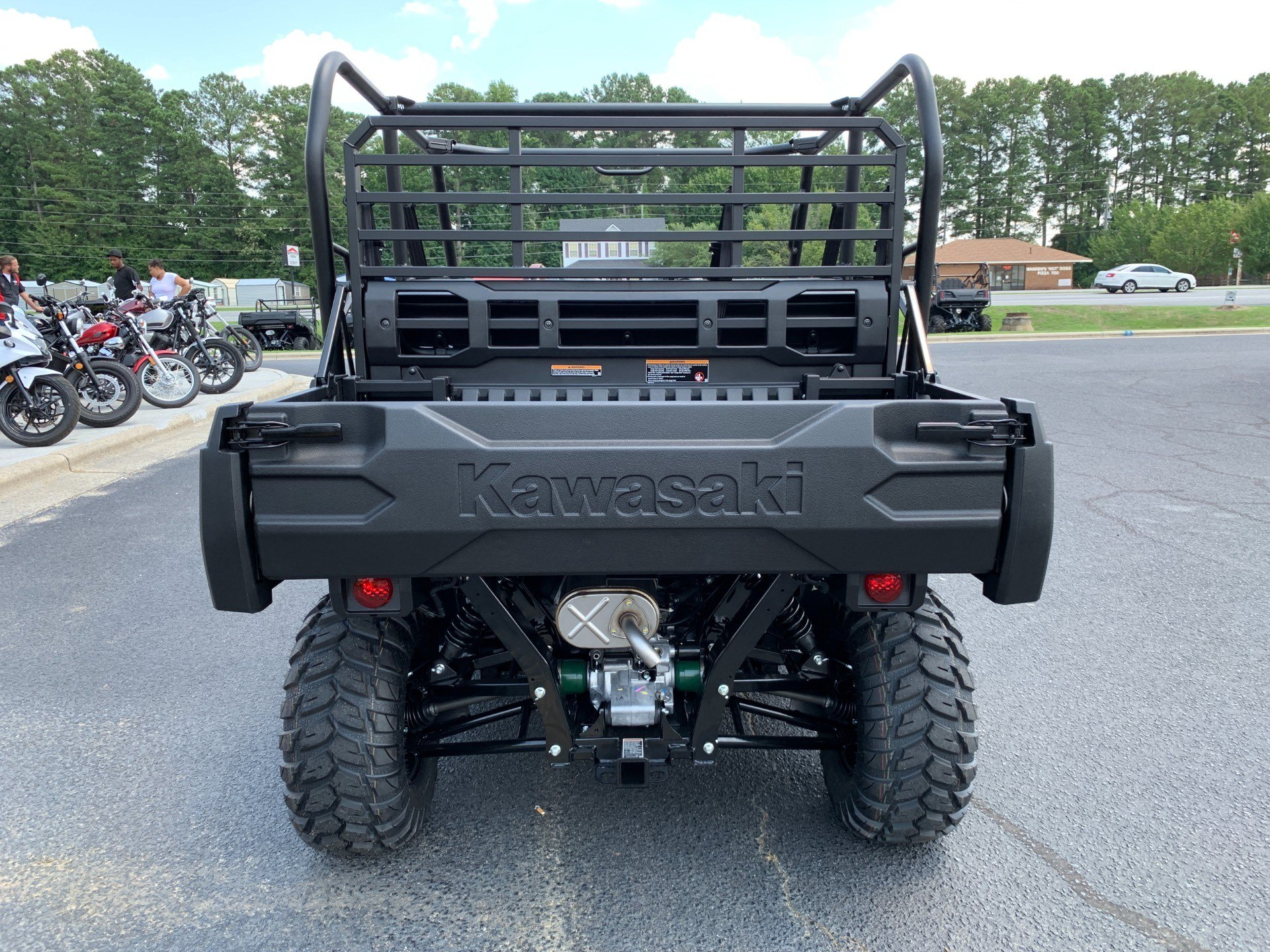 2020 Kawasaki Mule PRO-FXT EPS Camo in Greenville, North Carolina - Photo 10
