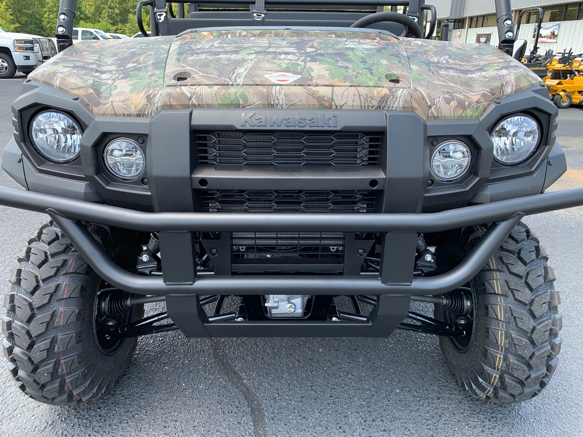2020 Kawasaki Mule PRO-FXT EPS Camo in Greenville, North Carolina - Photo 11