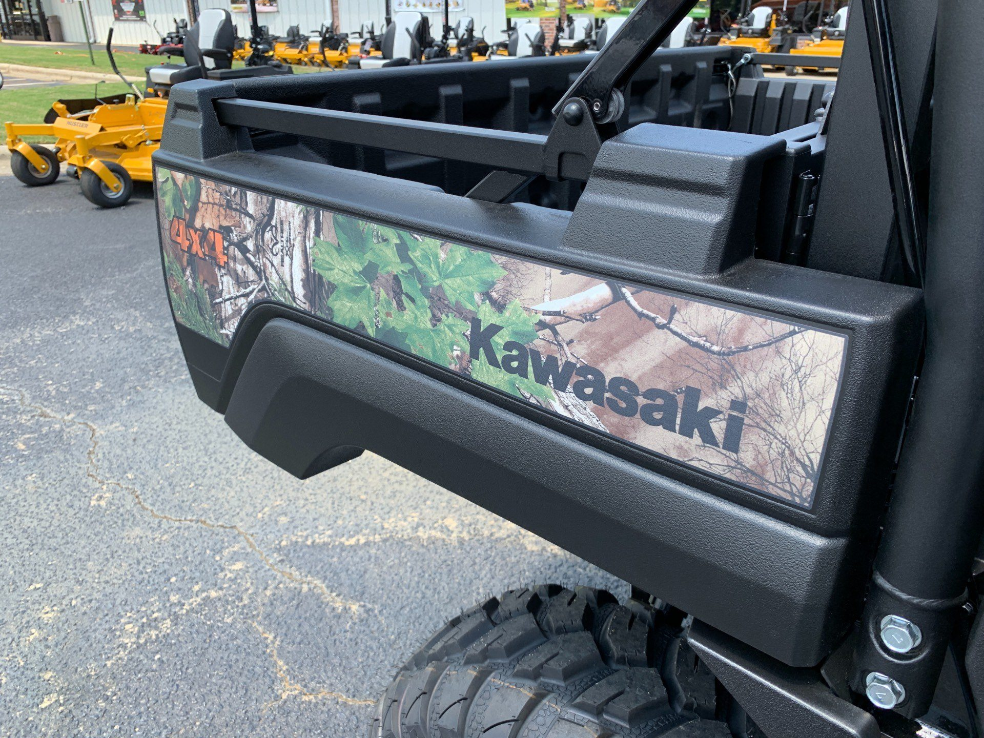 2020 Kawasaki Mule PRO-FXT EPS Camo in Greenville, North Carolina - Photo 14