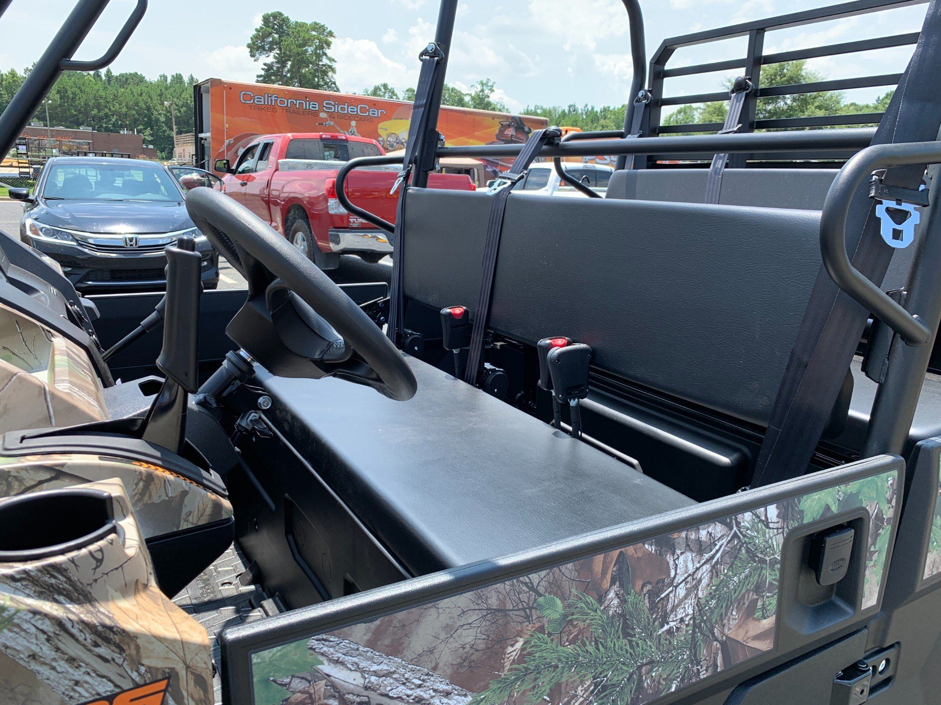 2020 Kawasaki Mule PRO-FXT EPS Camo in Greenville, North Carolina - Photo 21