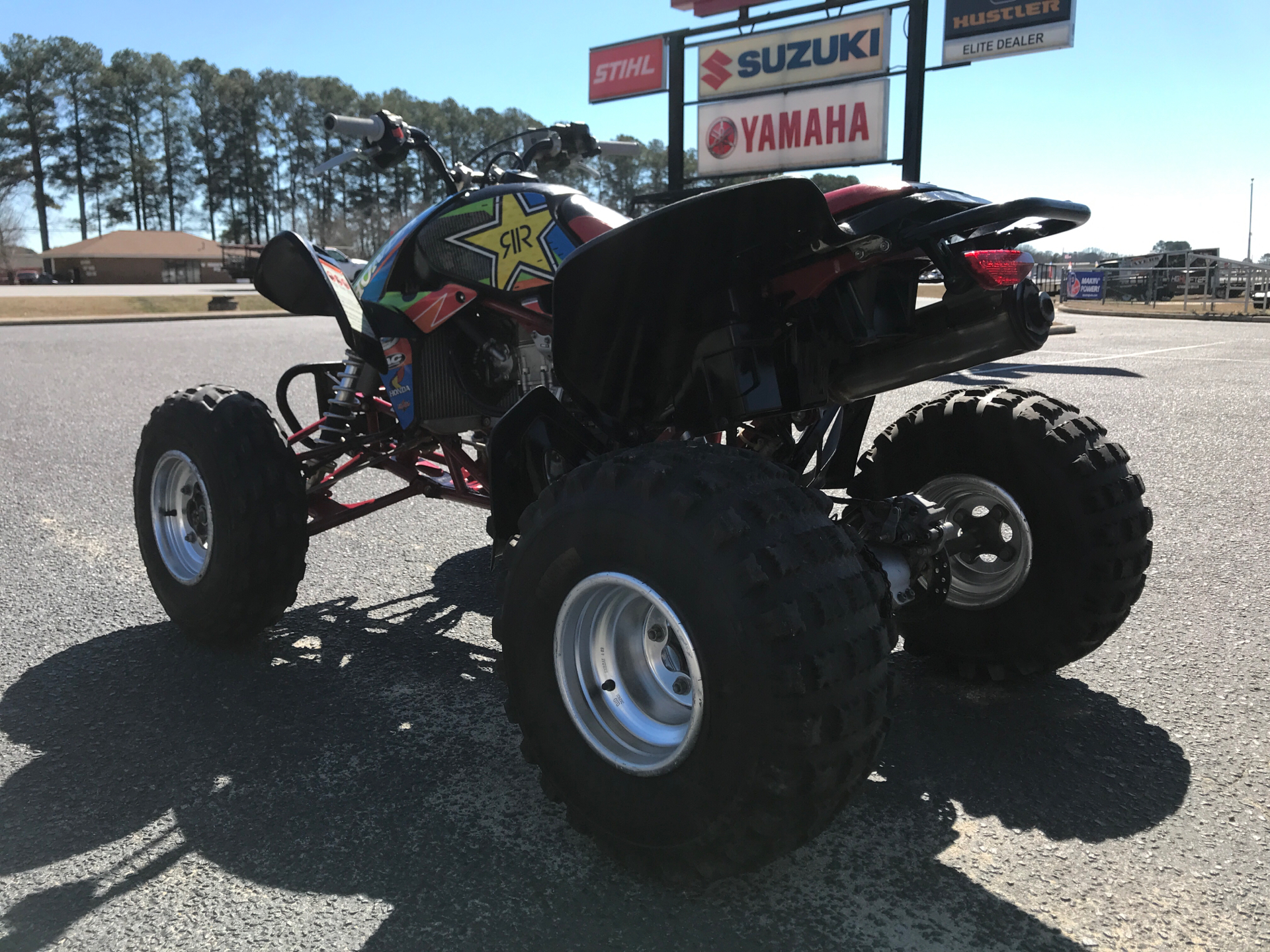 2007 Honda TRX450R (Elec Start) in Greenville, North Carolina - Photo 6
