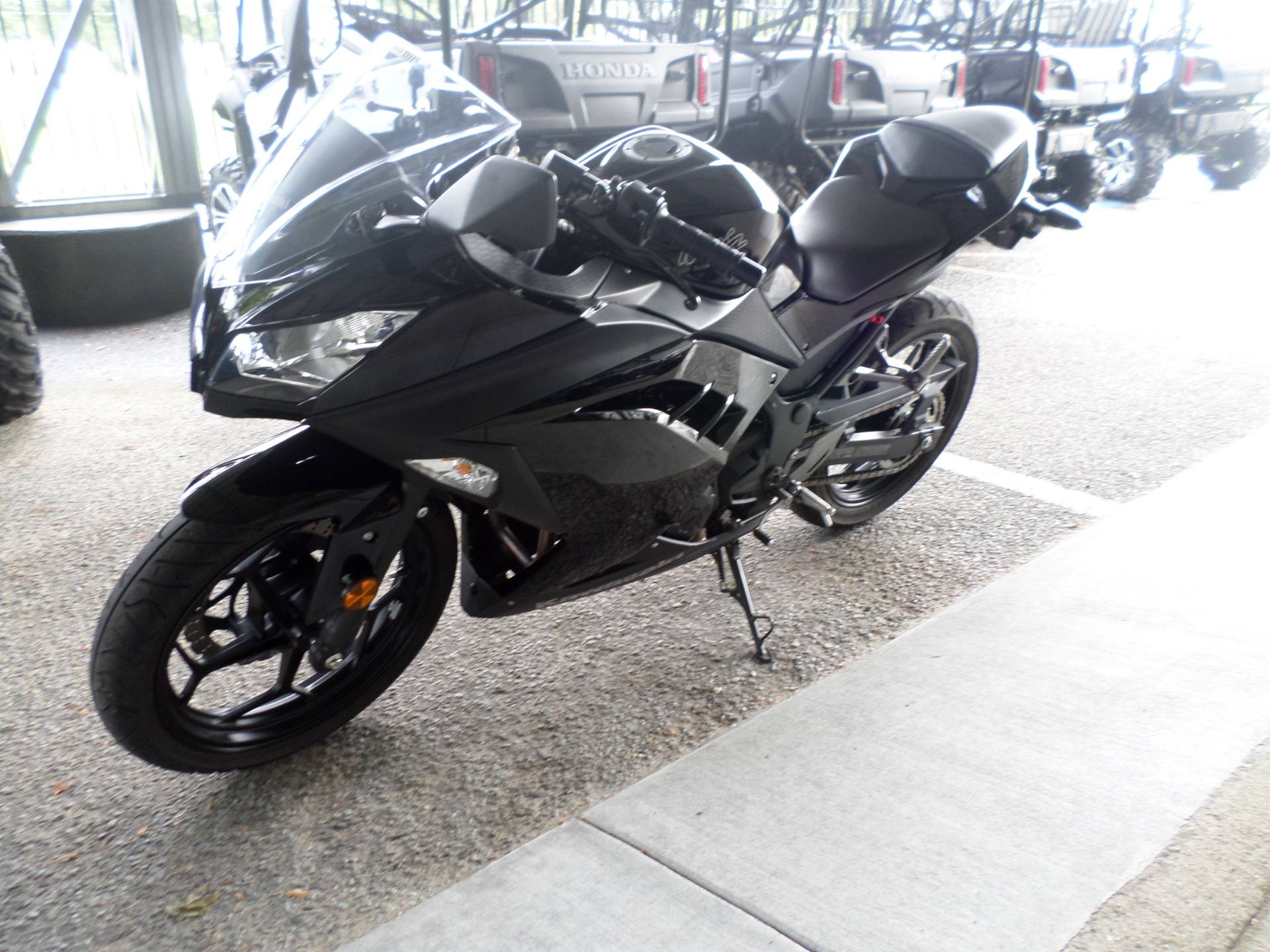 2014 Kawasaki Ninja® 300 in Greenville, North Carolina