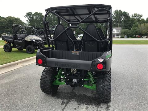 2018 Kawasaki Teryx4 LE Camo in Greenville, North Carolina