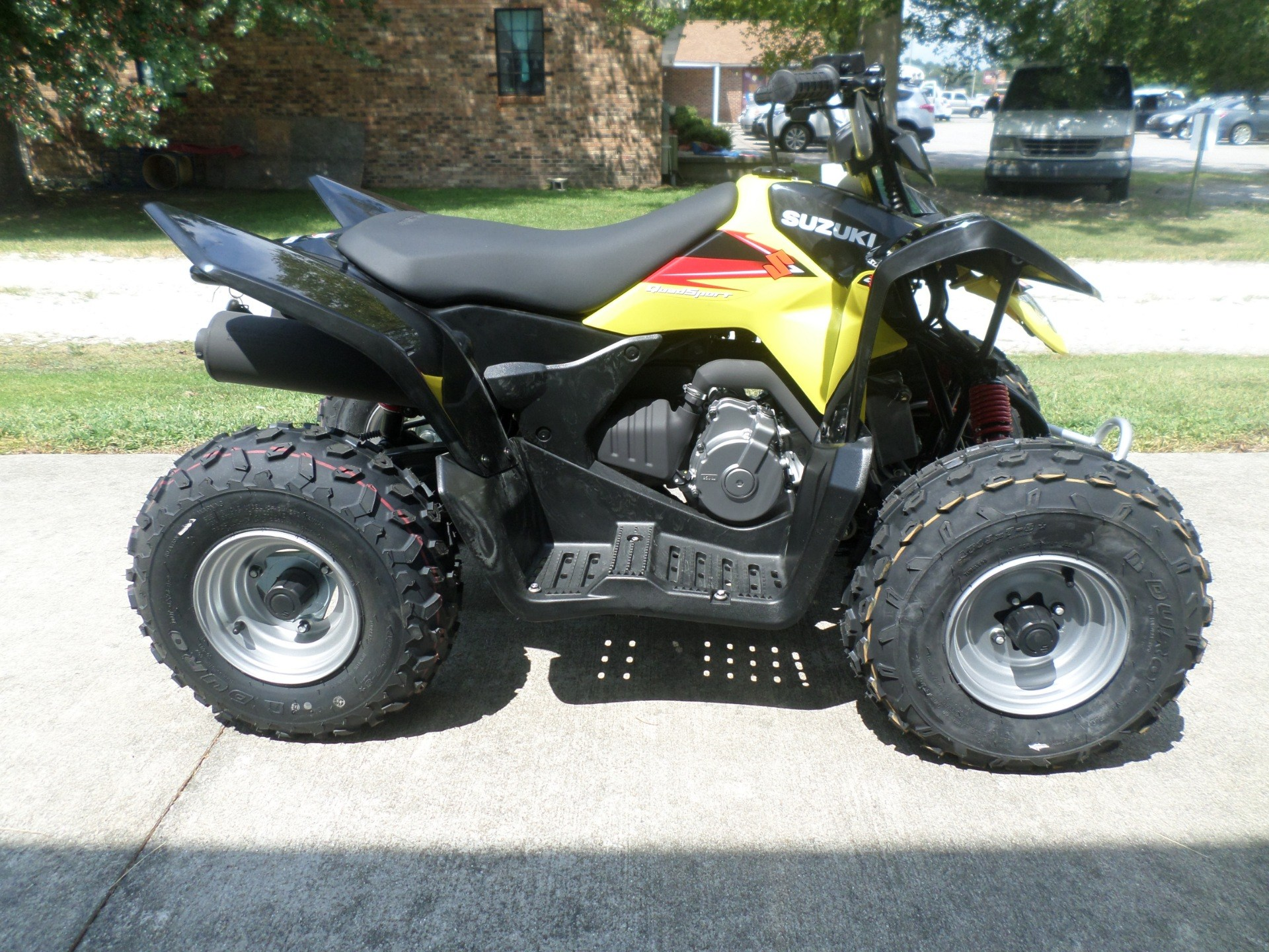 2017 Suzuki QuadSport Z90 in Greenville, North Carolina