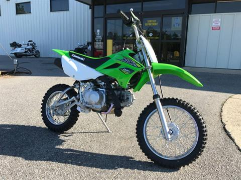 2018 Kawasaki KLX 110L in Greenville, North Carolina