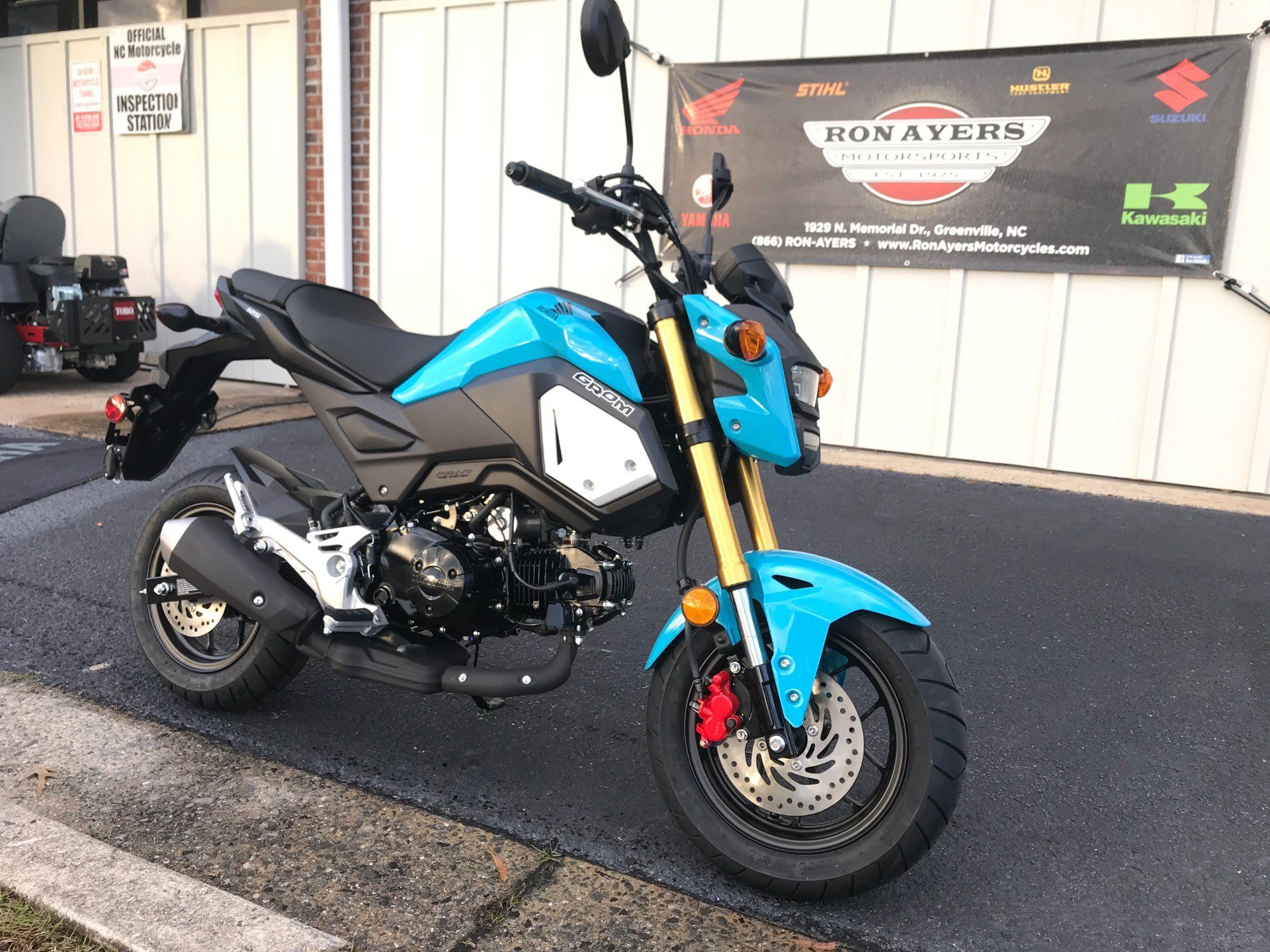2019 Honda Grom in Greenville, North Carolina - Photo 2