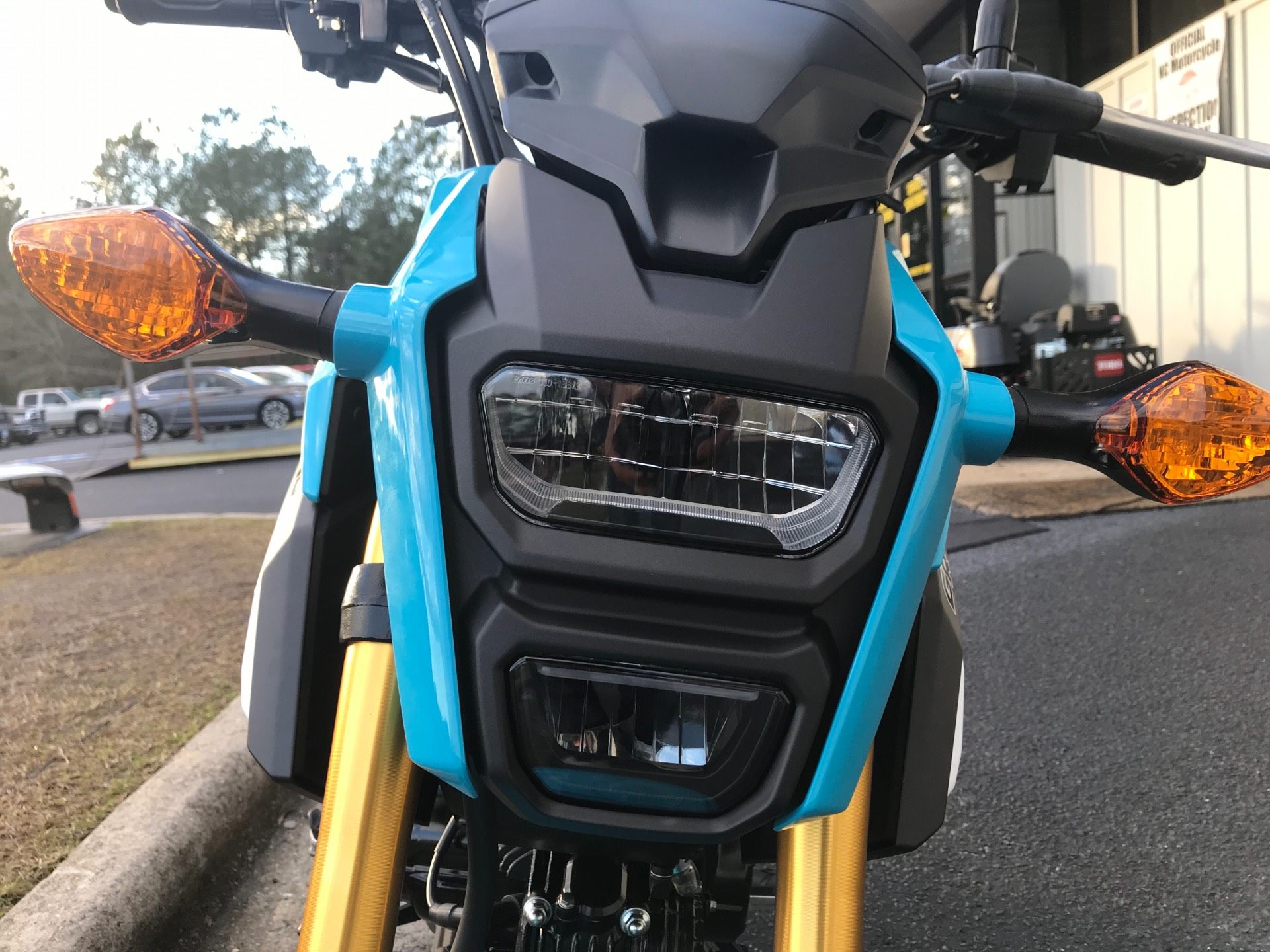 2019 Honda Grom in Greenville, North Carolina - Photo 11