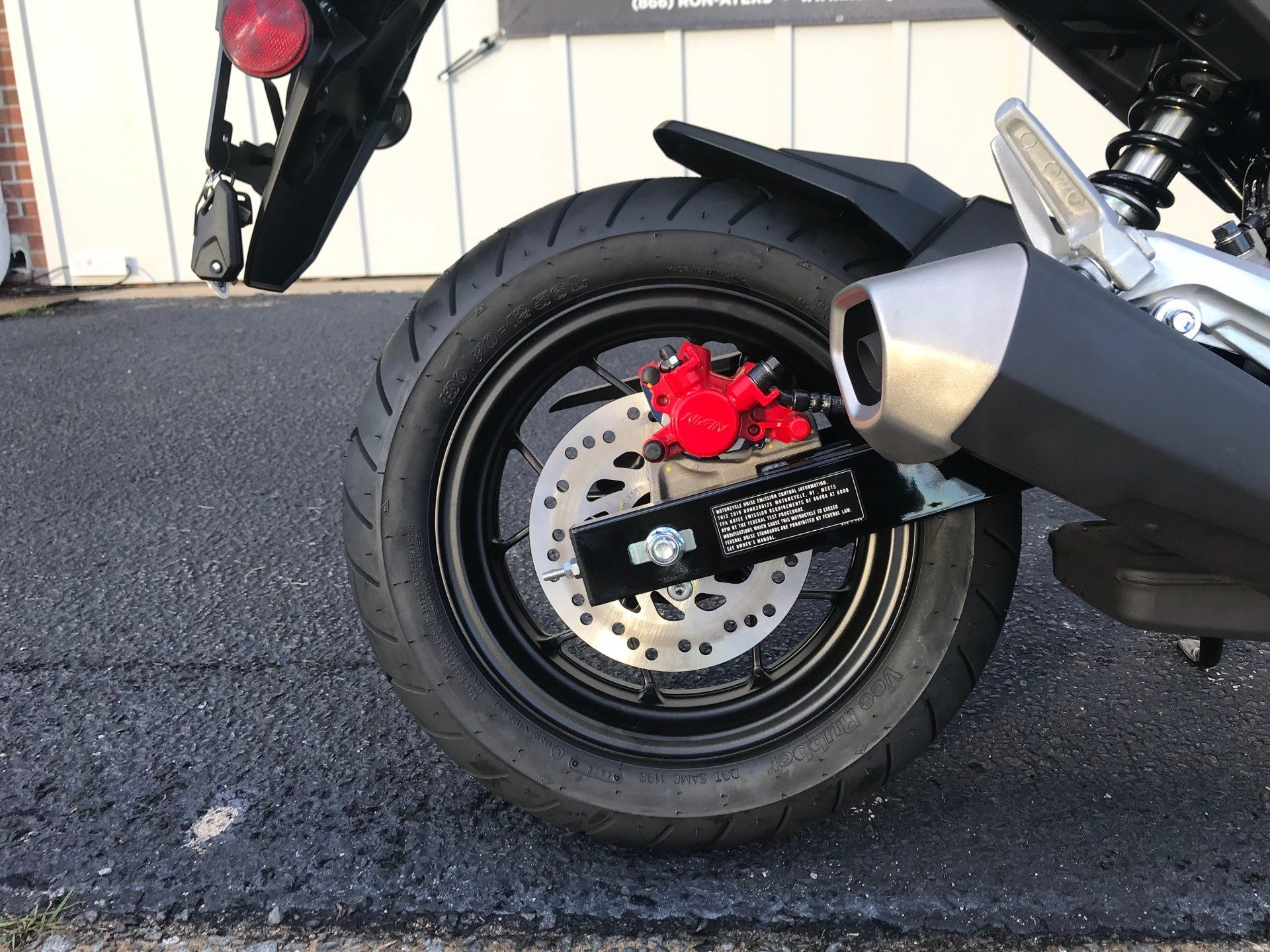 2019 Honda Grom in Greenville, North Carolina