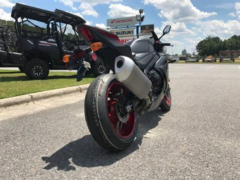 2017 Suzuki GSX-R1000 in Greenville, North Carolina