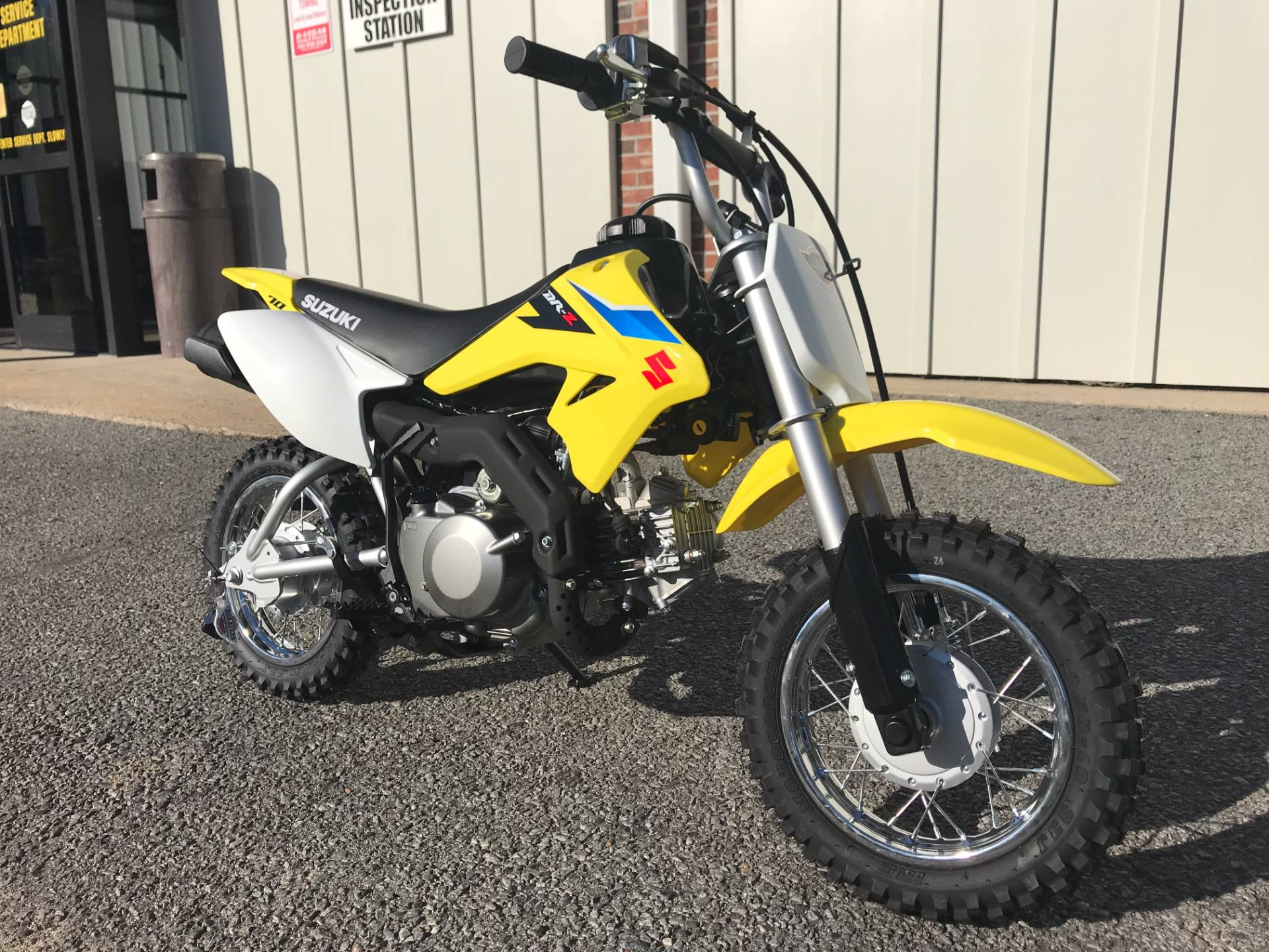 2018 Suzuki DR-Z70 in Greenville, North Carolina