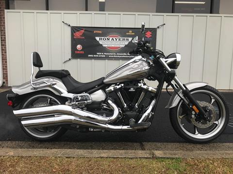 2009 Yamaha Raider in Greenville, North Carolina
