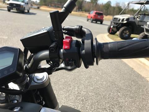 2017 Yamaha FZ-07 in Greenville, North Carolina
