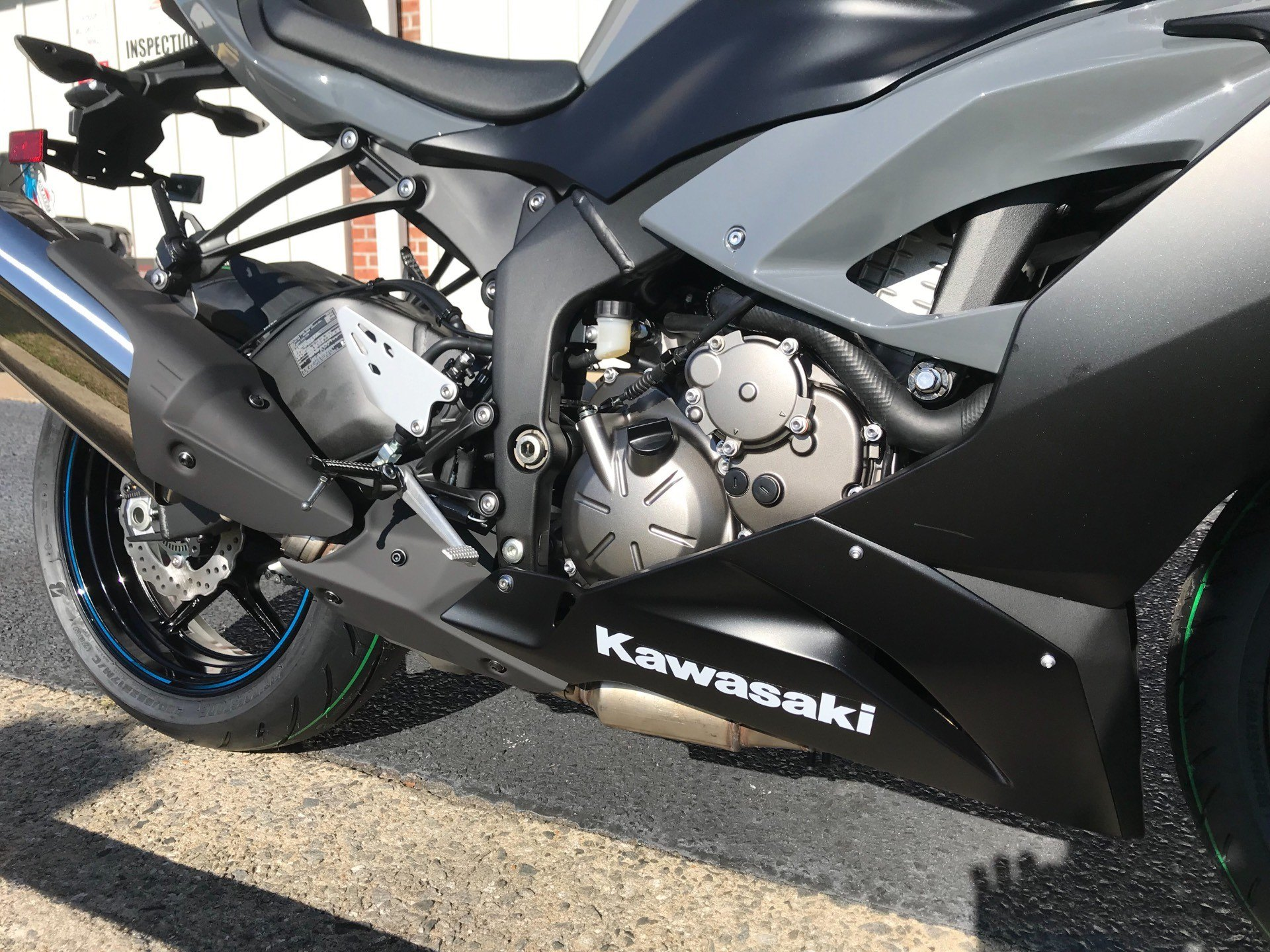 2019 Kawasaki NINJA ZX-6R in Greenville, North Carolina - Photo 15