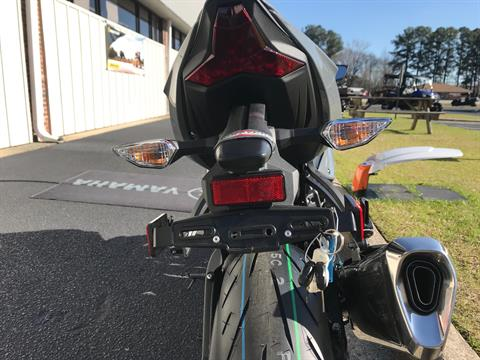 2019 Kawasaki NINJA ZX-6R in Greenville, North Carolina - Photo 17