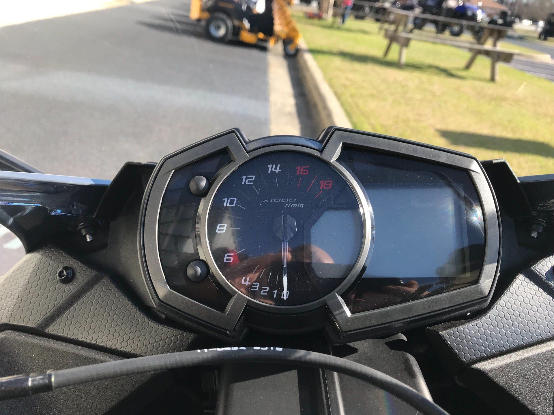 2019 Kawasaki NINJA ZX-6R in Greenville, North Carolina - Photo 19