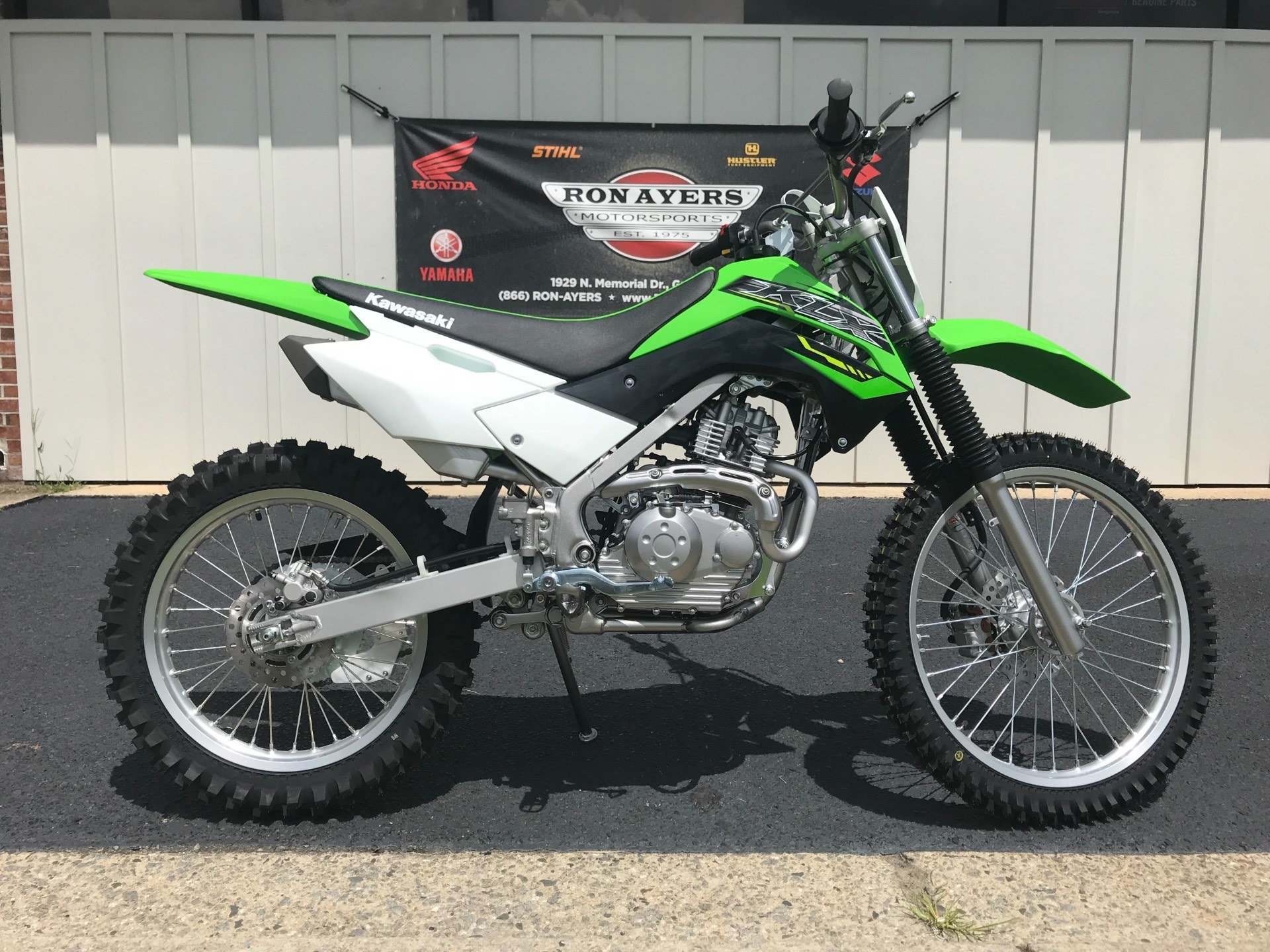 2019 Kawasaki KLX 140G in Greenville, North Carolina - Photo 1