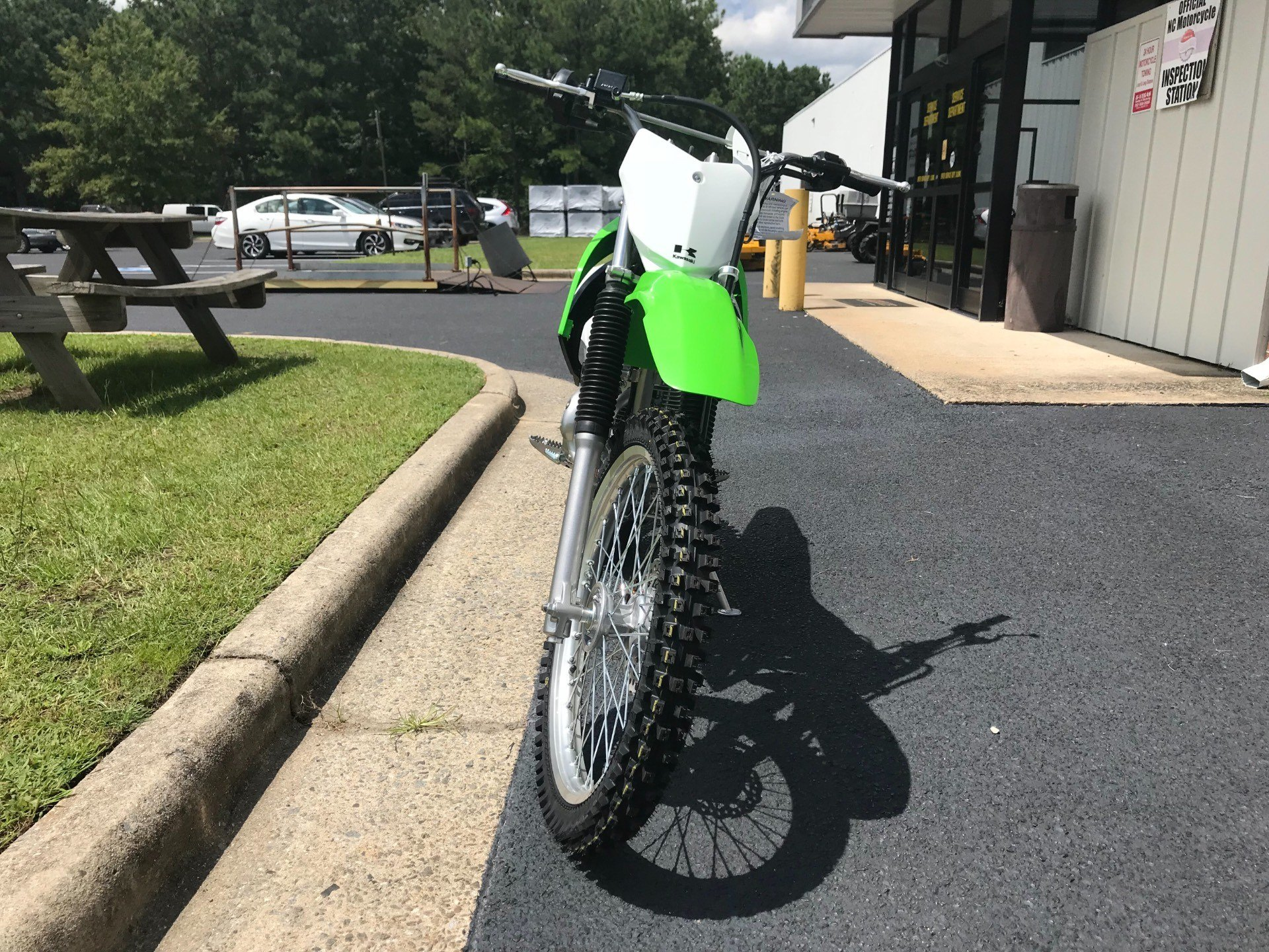 2019 Kawasaki KLX 140G in Greenville, North Carolina - Photo 4