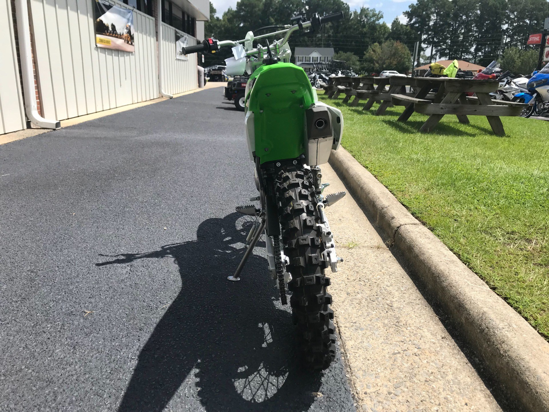 2019 Kawasaki KLX 140G in Greenville, North Carolina - Photo 10