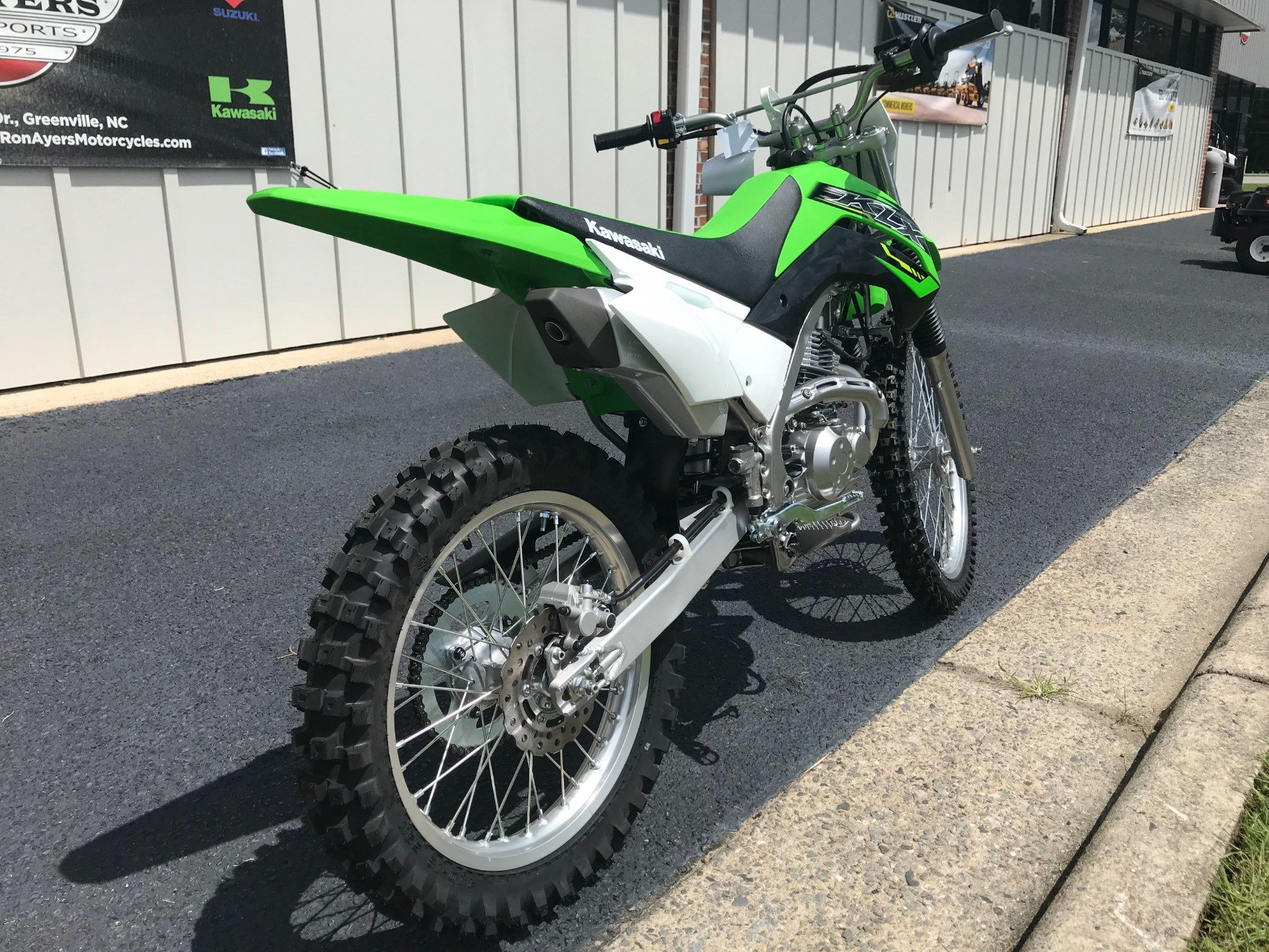 2019 Kawasaki KLX 140G in Greenville, North Carolina - Photo 11