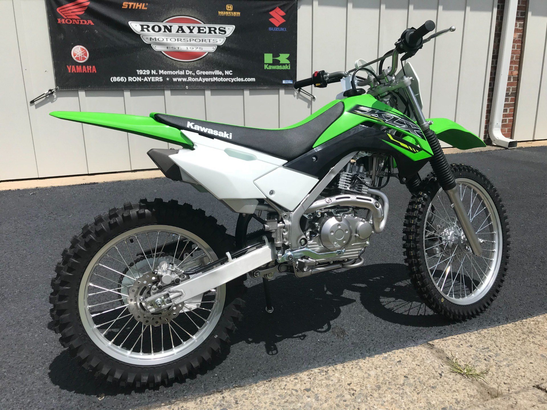 2019 Kawasaki KLX 140G in Greenville, North Carolina - Photo 12