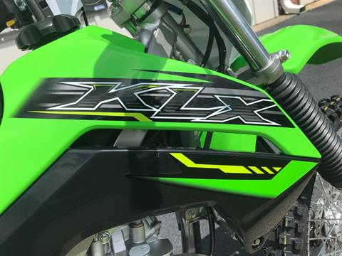 2019 Kawasaki KLX 140G in Greenville, North Carolina - Photo 16