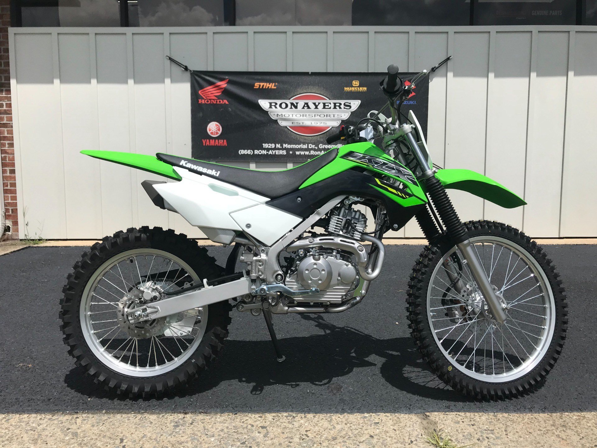 2019 Kawasaki KLX 140G in Greenville, North Carolina - Photo 22