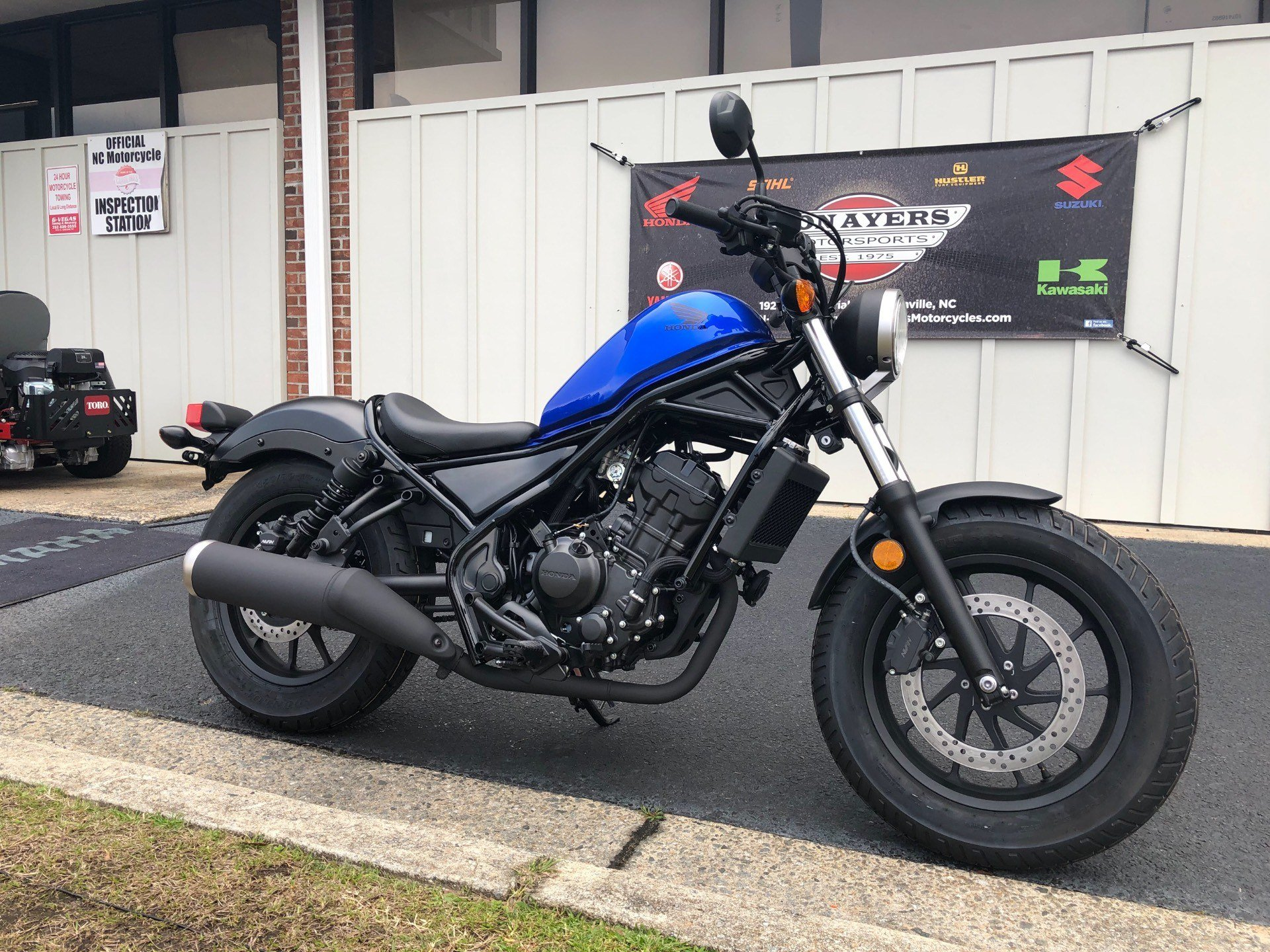 2018 Honda Rebel 300 2