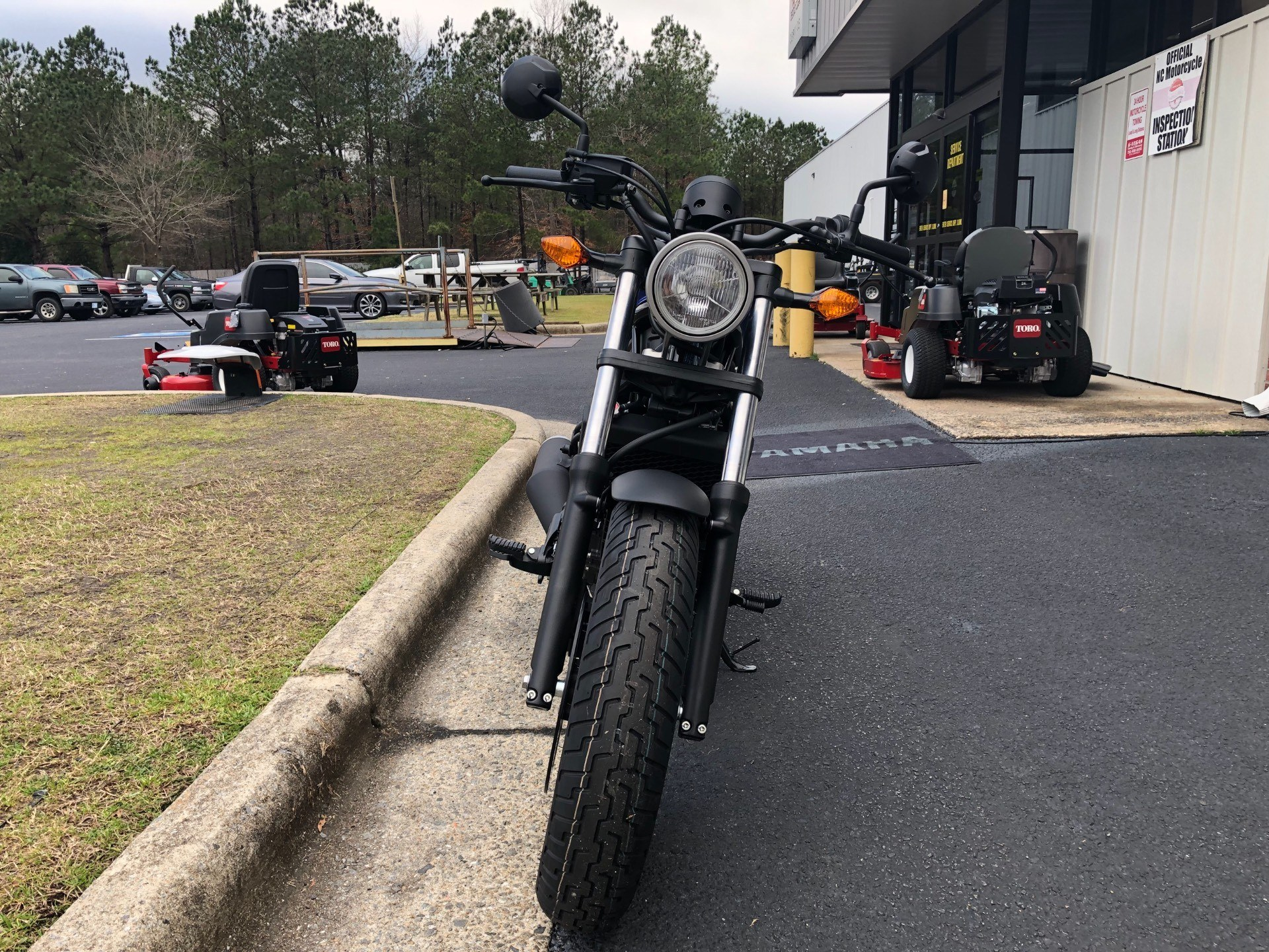 2018 Honda Rebel 300 in Greenville, North Carolina - Photo 4