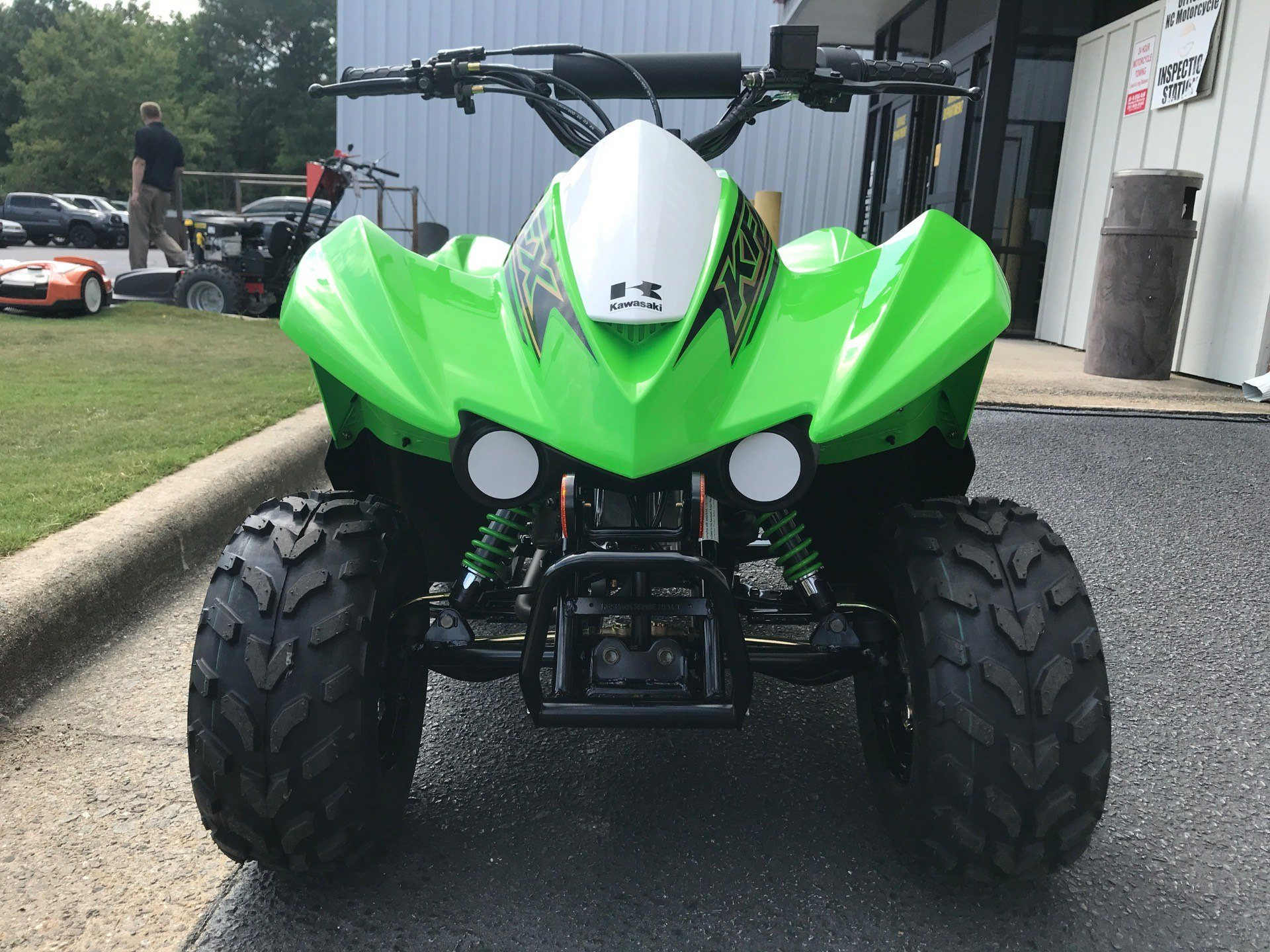2021 Kawasaki KFX 50 in Greenville, North Carolina - Photo 3