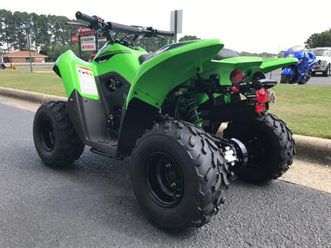 2021 Kawasaki KFX 50 in Greenville, North Carolina - Photo 6