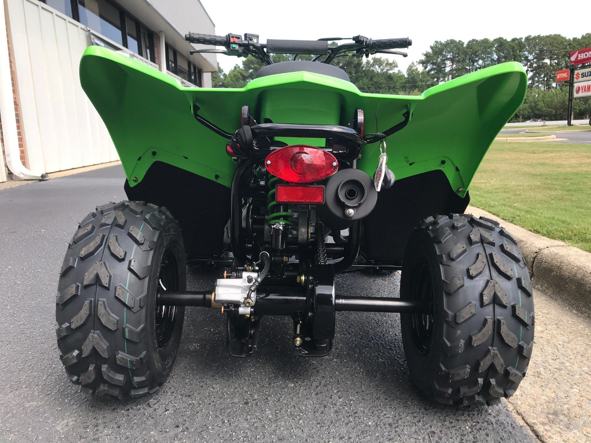 2021 Kawasaki KFX 50 in Greenville, North Carolina - Photo 7